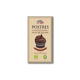 Chocolate postres 200g ECO