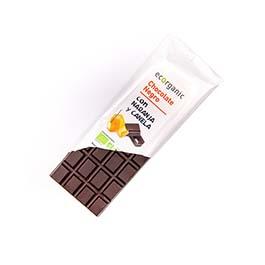 Chocolate Negro Naranja/Canela 100g ECO
