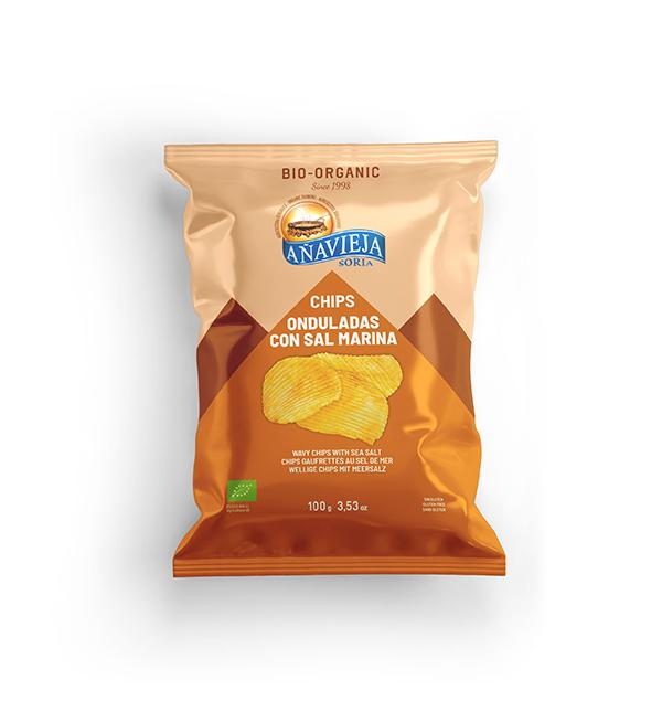 Patatas Fritas Trufa Negra ECO