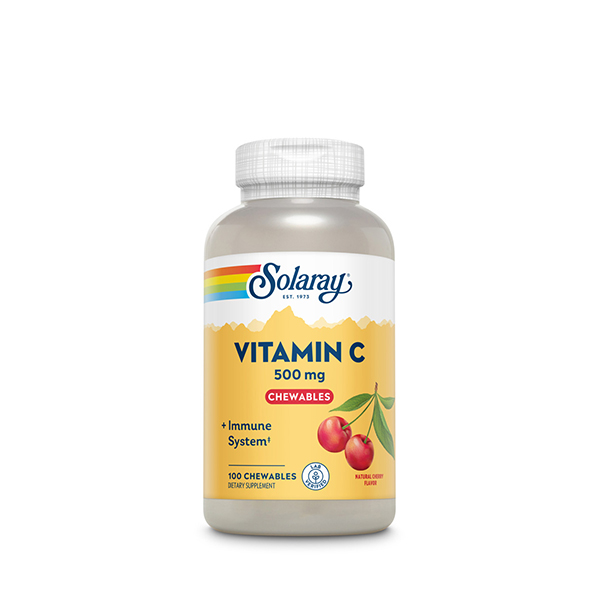 Vitamina C Cereza 500mg 100u