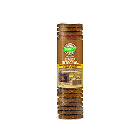Galleta Espelta Int 250g ECO