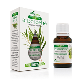 Aceite esencial arbol del te 15ml