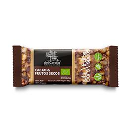 Barrita cacao y F.secos 40g ECO