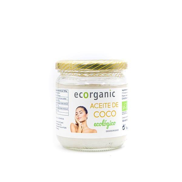 Aceite Coco uso topico 250g ECO