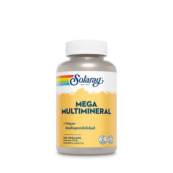 Mega Multimineral 120u