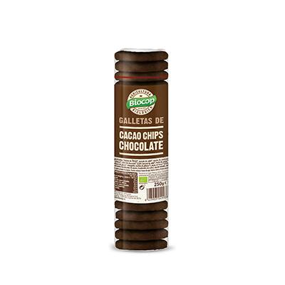 Galleta Cacao con Chocolate ECO
