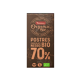 Chocolate Postre 70% 250g ECO