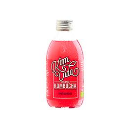 Kombucha Frutos rojos 250ml ECO