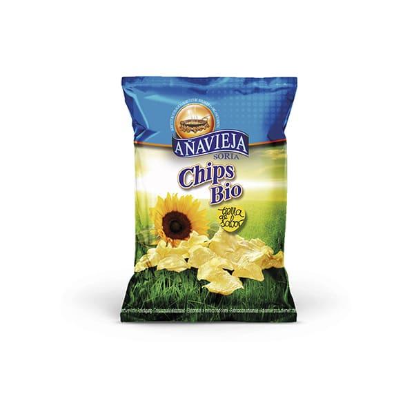 Patatas Fritas Aceite Girasol ECO