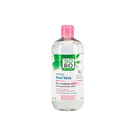 Agua micelar 3 en 1 sens 500ml ECO