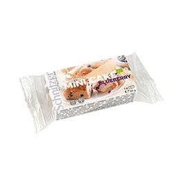 Mini Cake Arándano s/glu. 55g ECO