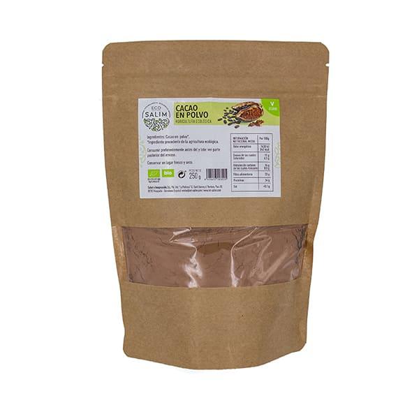 Cacao en polvo 250g ECO