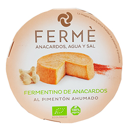 Fermentino Pimentón 90g ECO