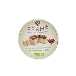 Fermentino Hierbas-Flor 90g ECO