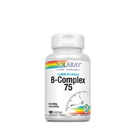 Vitamina B complex 75