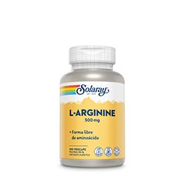 L-arginine 500mg 100cap