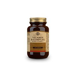 Vitamina B complex vi. C 100 comp