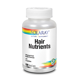 Nutrients hair tm 120cap