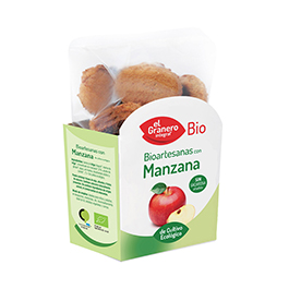 Galletas Art.Manzana 250g ECO