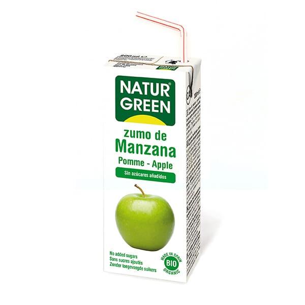 Zumo Manzana 200ml ECO