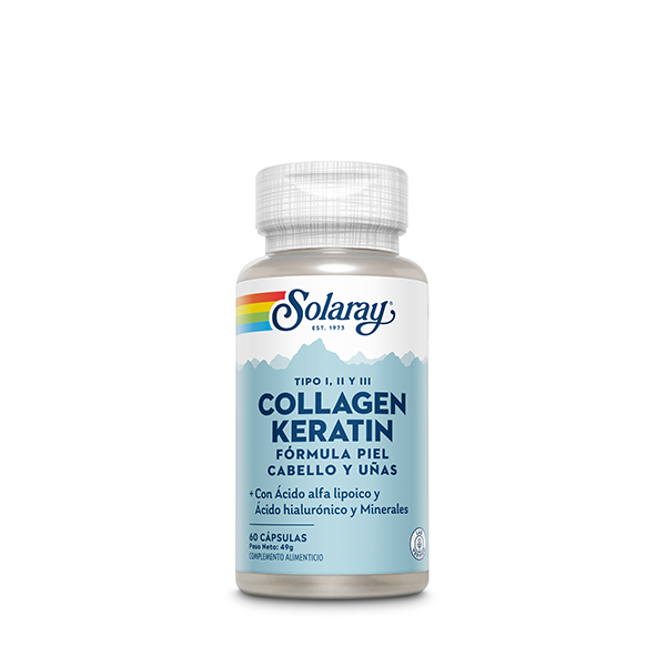 Collagen Keratin 60u