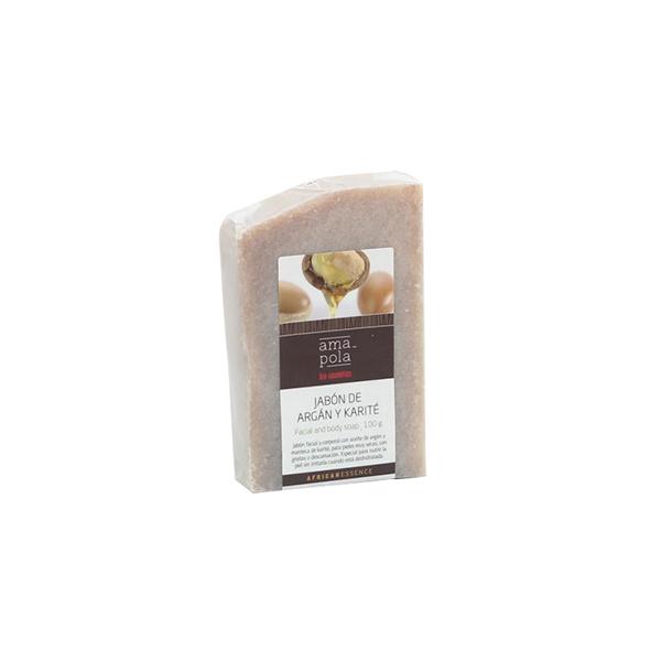 Jabón de argan karite 100g ECO