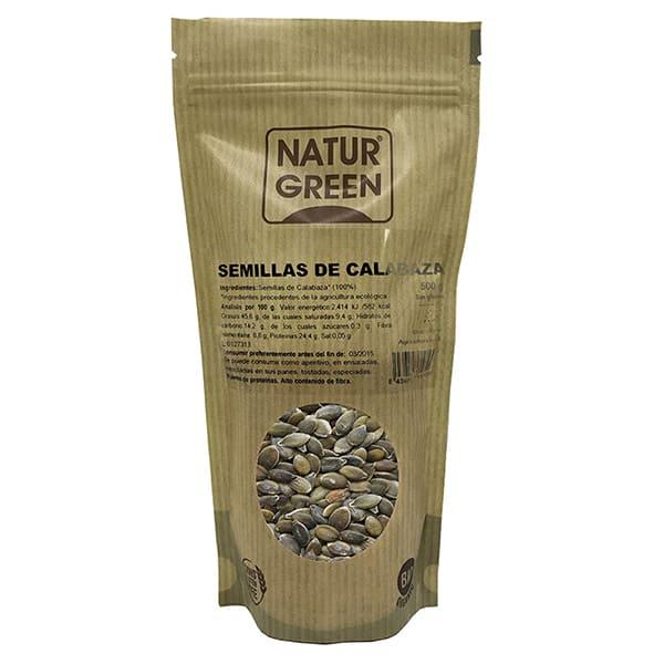 Semillas Calabaza 450g ECO