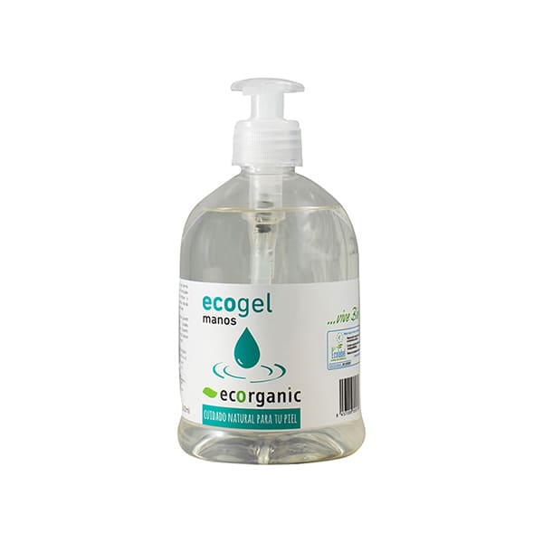 Gel de manos Ecorganic 500ml ECO