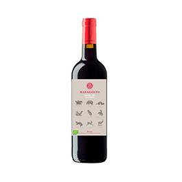Vino tinto D.O.Rioja 75cl ECO