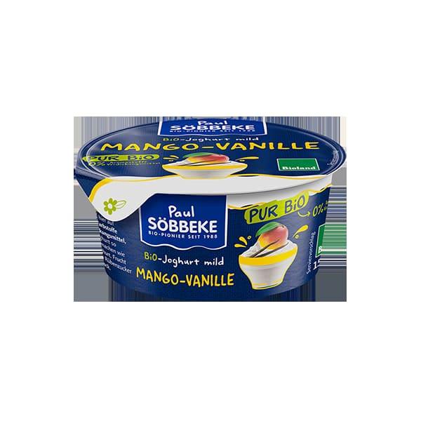Yogur mango/vainilla 150g ECO