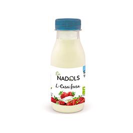 Yogur L.casei fresa Nadols 250g ECO