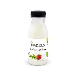 Batido soja-fresa Lcasei 250g ECO