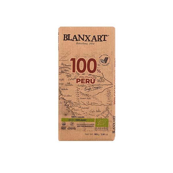 Chocolate Perú 100% 80g ECO