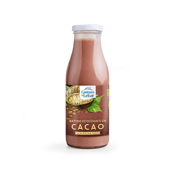 Batido de cacao 500ml ECO