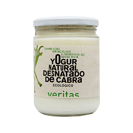 Yogur de Cabra desnatado 420g ECO