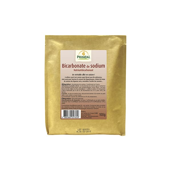 Bicarbonato Sódico Alimentar.