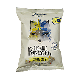 Palomitas Sweet-Salty 30g ECO