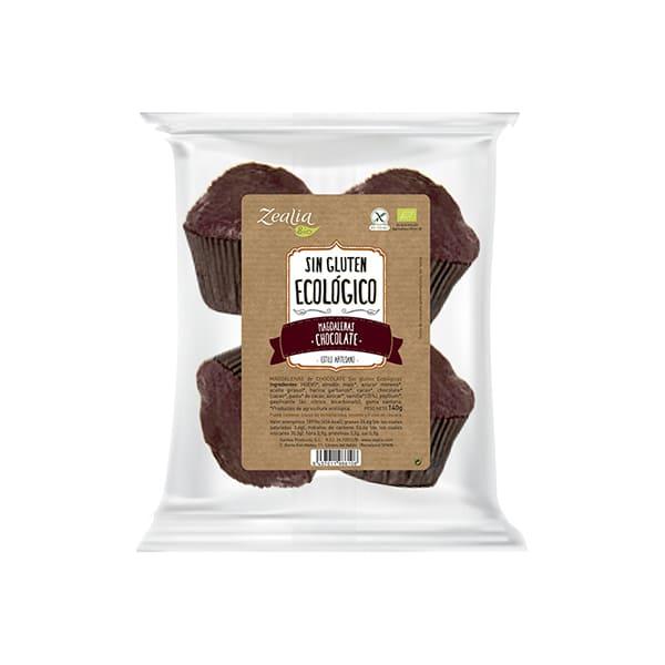 Madalena Chocolate s/g 4x35g ECO