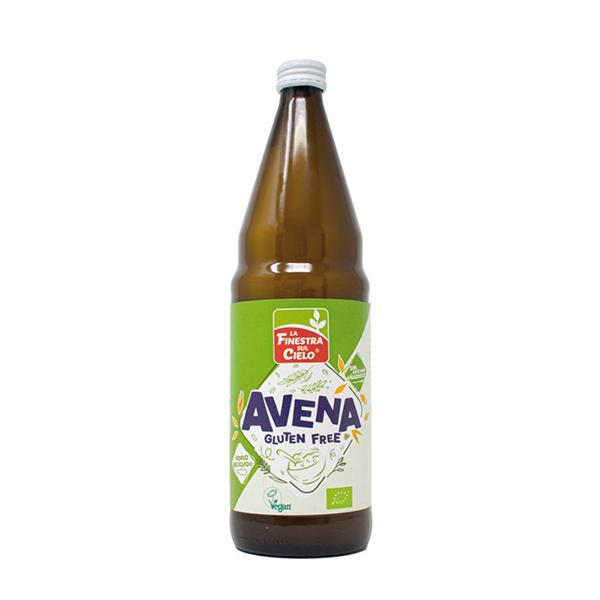 Bebida Avena sin gluten 750ml ECO