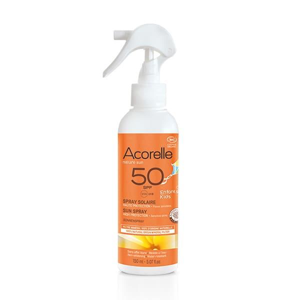 Spray Solar Niños SPF50 150ml ECO
