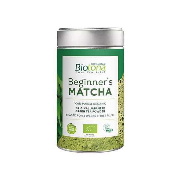 Matcha Beginner 80g ECO