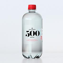 Agua Mineral Gas 1L