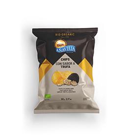 Patatas fritas Onduladas 125g ECO