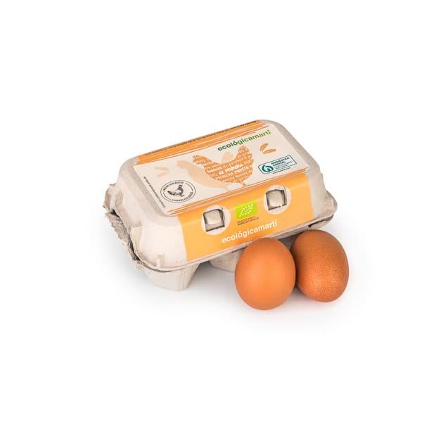 Huevos S 6un ECO