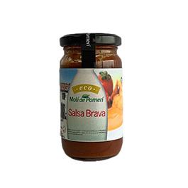 Salsa Brava Molí Pomerí 200g ECO