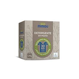 Detergente polvo Ecomimidu 1,5kg ECO