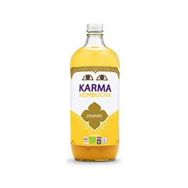 Te Kombucha Jengibre Karma 1L ECO