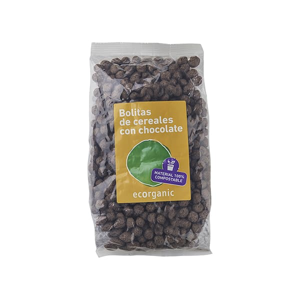 Bolitas Chocolate Ecorganic 300g ECO