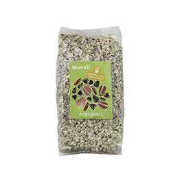 Muesli Natural 1kg ECO
