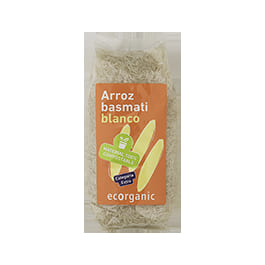 Arroz Basmati Blanco 500g ECO